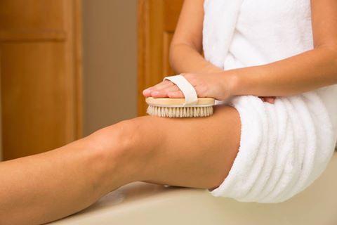 The Healing Art of Dry Brushing Revealed